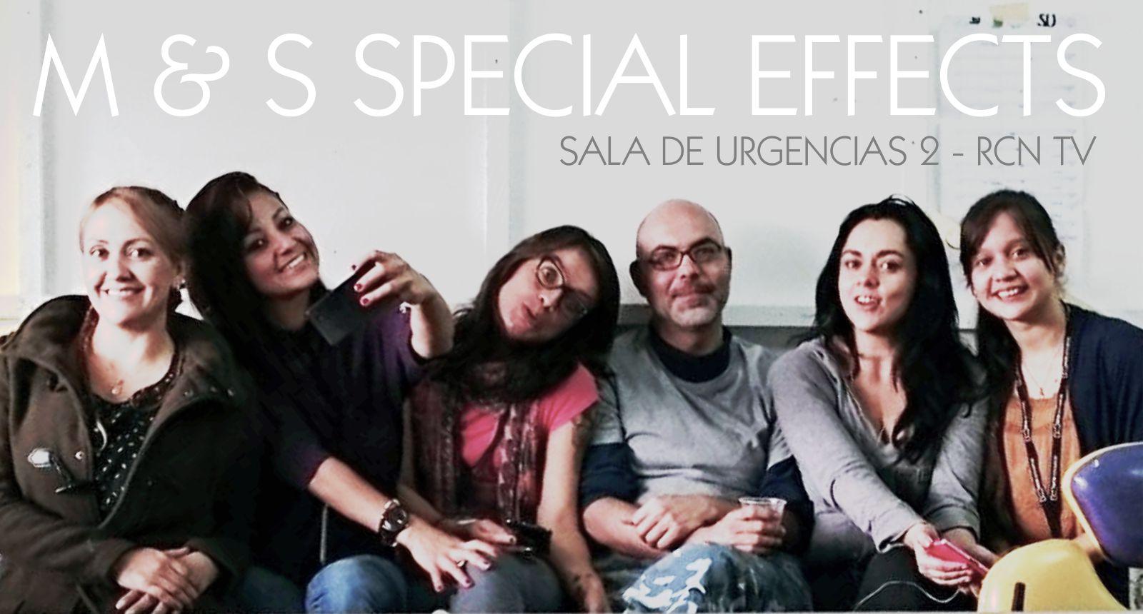 equipo fx de sala de urgencias 2 rcn tv colombia